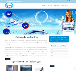 Vectra RO Water Purifiers