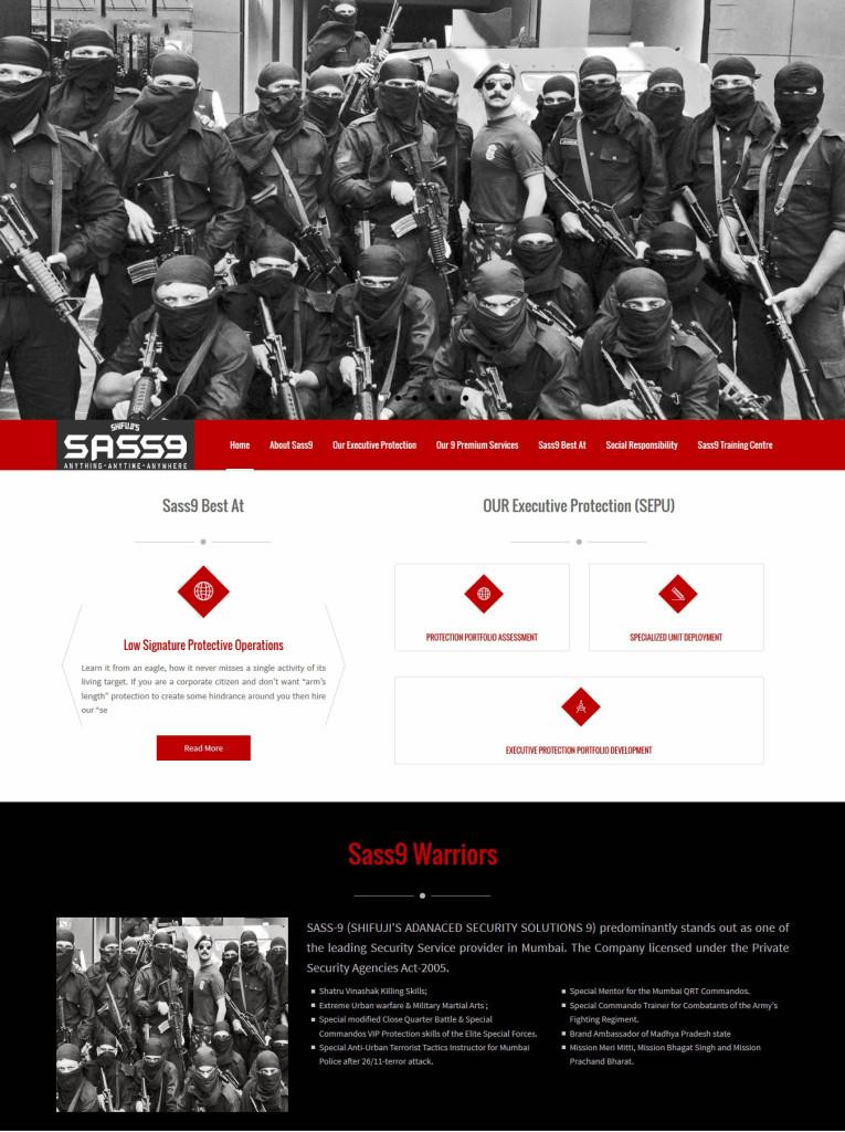 SASS9 (SHIFUJI'S ADANACED SECURITY SOLUTIONS 9)