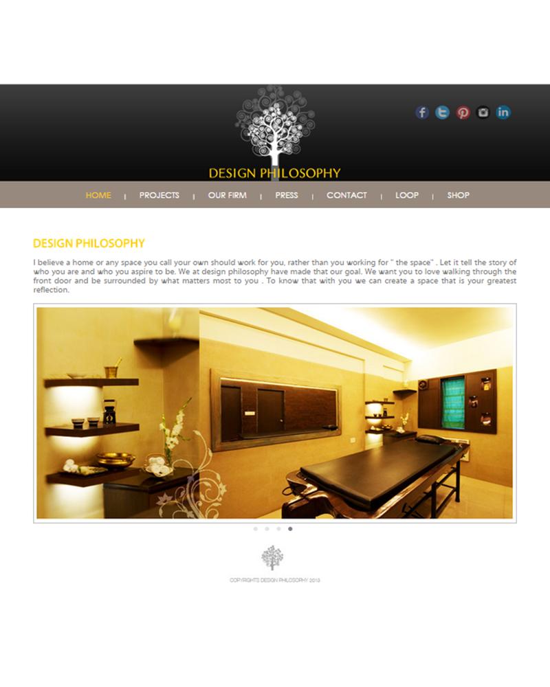 Software development company navi mumbai web designing for Philosophy design